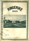 Heftet Ringerike 1928